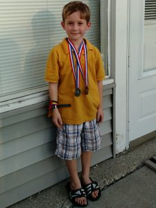 David won Silver in Performances and Bronze in Ear Training! What a wonderful job, David!