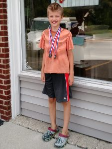 Tom won Silver in both Note Reading/Intervals and Compose Create! Awesome, Tom!